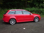 My1st drive in my first ever brand new car and not just any old car. Audi RS4 Quattro 4.2 V8 415bhp animal.