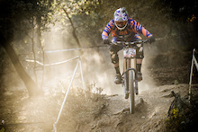 Helmet Cam: Steve Peat, Sant Andreu DH Race