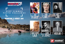 One Day Left! Vote Now - Deep Summer Photo Challenge 2014 Wildcard Photographer Contest