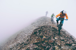 Riding Four Fourteeners in a Day