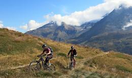 Switzerland Mountain Biking: Part One - Simplon Pass