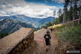 The Long and Winding Road - Vallnord World Champs 2015 - Trackwalk