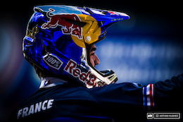 Photo Epic: Vive Le Roi - Finals, DH World Championships Vallnord 2015