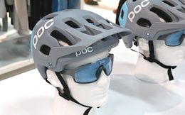 POC's New Trail and Fullface Helmets - Interbike 2015