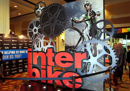 Bike Show Walkabout With RC -  Interbike 2015