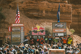 Results - Red Bull Rampage 2015
