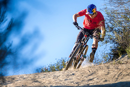 Curtis Keene and Jordi Bago Host Crankbrothers Trail Party
