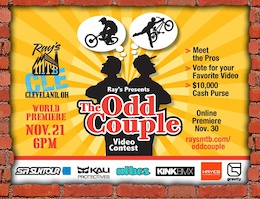 Odd Couple World Premiere Nov 21