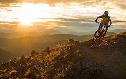 Chasing Color and Light on Colorado's Alpine Singletrack
