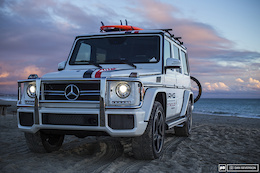 Traveling the World in Style: Richie Schley's Mercedes-Benz AMG G63