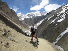 Shaken and Stirred - Crossing the Himalayas by Bike