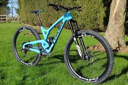 Evil Bikes The Wreckoning - Core Bike 2016