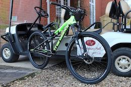 First Look: Transition Bikes Triple - Core Bike 2016