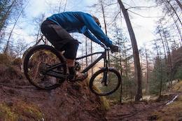 Joe Barnes Tackles Slop Mountain - Video