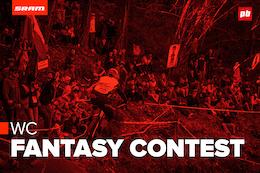 SRAM - UCI WC DH - Lourdes Fantasy Contest