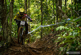 Qualifying Highlights Video - Cairns DH World Cup 2016