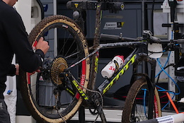 Nino's Prototype Bike - World Cup XCO 2, Germany