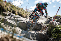 Back to Bedrock: Practice - Fort William DH World Cup 2016