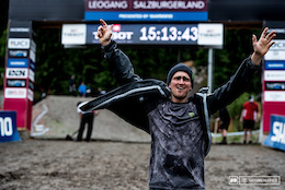 Run For Cover: Track Walk, Leogang DH World Cup