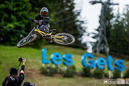 Official European Whip Off Championships Presented by Spank: Results - Crankworx Les Gets 2016