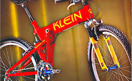 Now THAT Was a Bike: 1996 Klein Mantra Pro