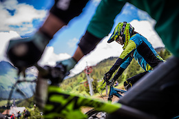 Dual Speed Gets Down and Dirty at Crankworx Les Gets