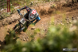 Lenzerheide DH World Cup Highlights - Video