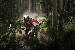 Helmet Cam Preview With Fab Cousinié - EWS Round 5, Aspen USA