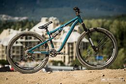 Carson Storch's Prototype Rocky Mountain - Crankworx Whistler 2016