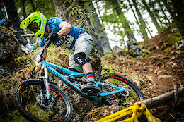 EWS Valberg, France by Ibis Cycles Enduro Race Team