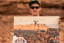 The Kelly McGarry Spirit Award - Red Bull Rampage 2016