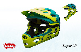 Win a Bell Super 3R Helmet - Pinkbike's Advent Calendar Giveaway