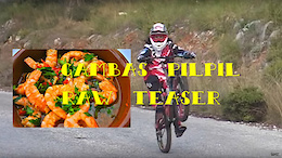 Josh Bryceland's Gambas Pil Pil Raw Teaser - Video