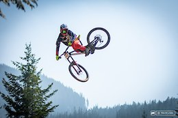 Photo Epic: Whip-Off - Crankworx Whistler 2018