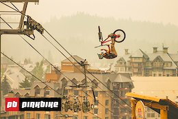 Video Highlights: Slopestyle - Crankworx Whistler 2018