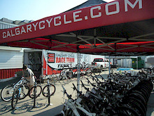 Annual Mega Summer Sale at Calgary Cycle