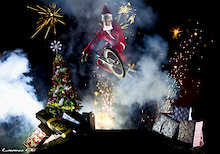 Merry Christmas From All of Us at Pinkbike