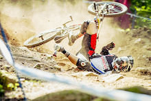 Sequence Saturday 68 - Crash at Val di Sole