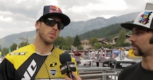 Video: Val di Sole Qualification Highlights and Interviews