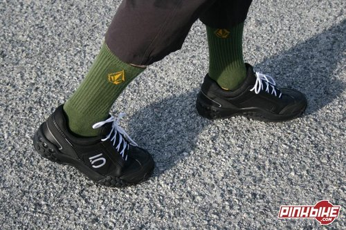 Sweet socks not included.