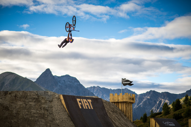 Mountainbike Slopestyle