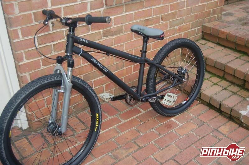 2006 06 Black Specialized P1 Dirt Jumper Urban Like New W