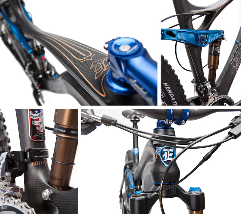 Ellsworth Epiphany Carbon XC details