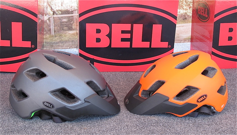 Check out Bell s more affordable Enduro AM helmet offering the Stoker. It s lighter than the Super has marginally increased venting and at 70 MSRP you can t really go wrong. Expect these to fly off shelves late October early November.