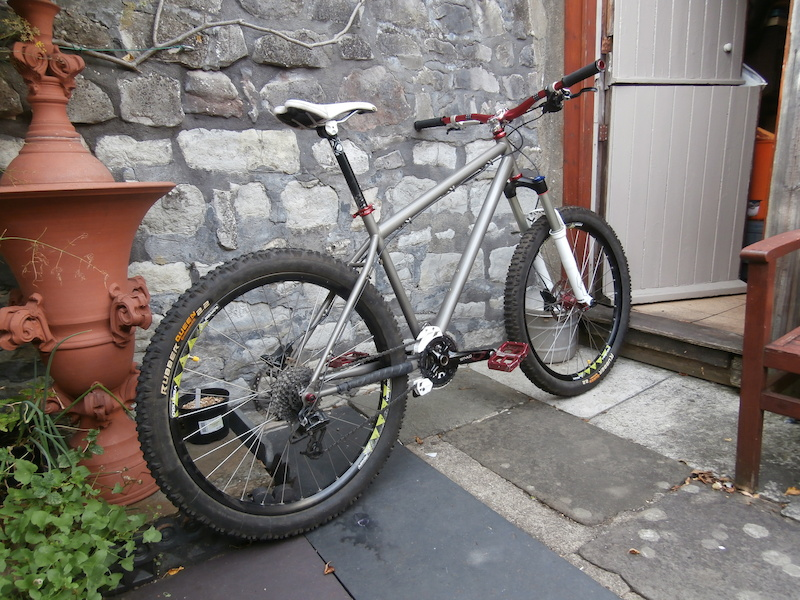 Show me your raw steel bikes… – Singletrack Magazine