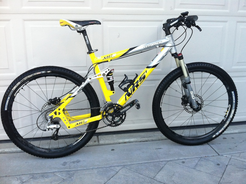 Giant Nrs Xtc 19 Quot Pro Series Mountain Bike For Sale