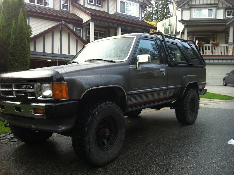 Used 4runner For Sale >> 89 4runner sr5 v6 auto mud tires For Sale