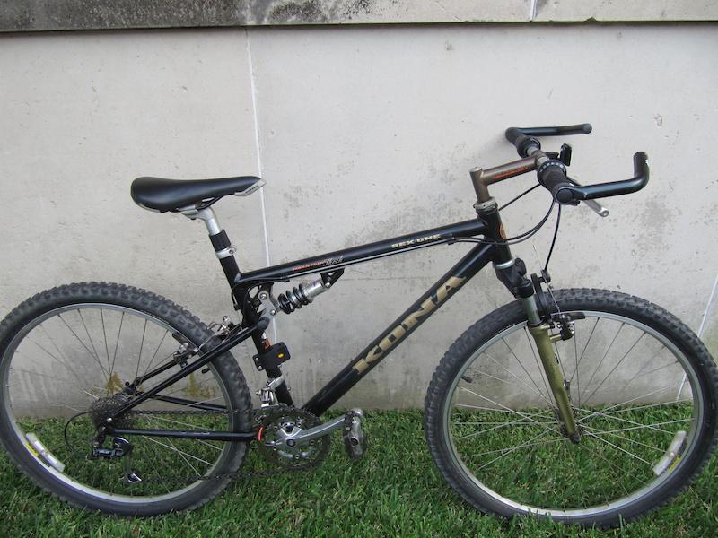 kona mountain bikes sex one in Exeter