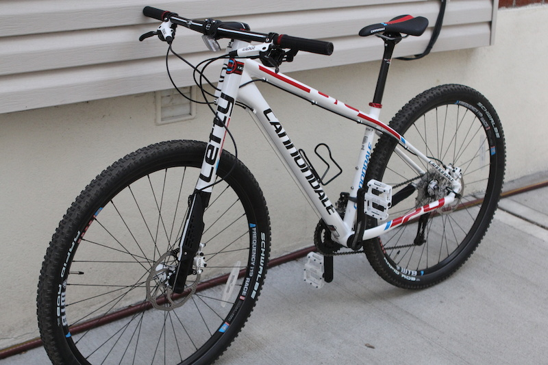 2013 Cannondale F29 alloy 1 Lefty size M For Sale Race Bike Photos 2013