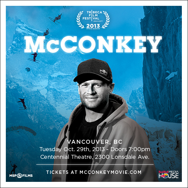 McConkey movie poster